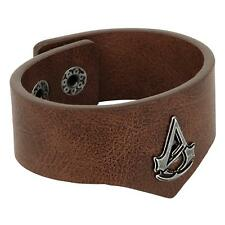 Assassin's Creed Unity Armband Pebble Grain Cuff Assassins Creed Bracelet