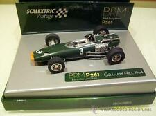SCX 6255  SCALEXTRIC VINTAGE 2007 BRM P261 GRAHAM HILL 1/32  New