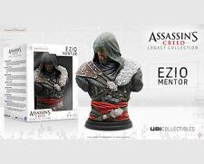 ASSASSIN'S CREED LEGACY  EZIO  MENTOR   FIGURINE  BUST