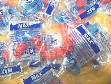 20 pairs DISPOSABLE EAR PLUG CORDED HOWARD LEIGHT MAX EARPLUGS