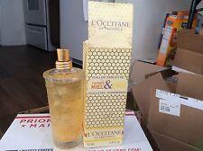 L'Occitane Honey Miel & Lemon Citron Eau de Toilette Perfume 3.4oz 100ml Shimmer