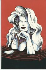 LADY DEATH SWIMSUIT SPECIAL #1 RED VELVET EDITION BALENT LINSNER HUGHES