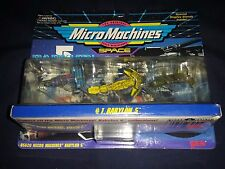 Micro Machines Space - Babylon 5 Collection #1 - 1994 - 65620