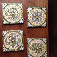 antiche Piastrelle Mattonelle ceramiche Vaccari