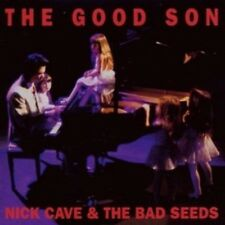 NICK CAVE & THE BAD SEEDS - THE GOOD SON (REMASTER)  CD  9 TRACKS POP  NEU
