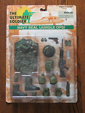 "Ultimate Soldier 1/6 12"" Navy Seal Jungle Ops Accessories Set New on Sealed Card"