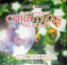 Simply The Best Christmas Album - Classical Holiday Favourites (CD)