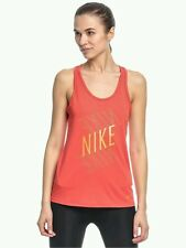 Womens Nike Racer Gym Training Tank Top Sizes - XSmall