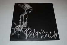 Detritus~Self Titled~Ruin Nation~IMPORT~With Inserts~Crust Punk~Rudimentary Peni