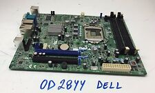 Genuine Dell Optiplex 790 SFF Small Form Factor LGA1155 DDR3 Motherboard D28YY