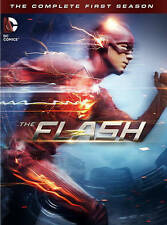 The Flash: The Complete First Season DVD, 2015, 5-Disc Set NEW