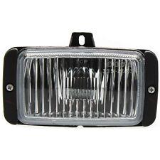 Clear Lens Fog Light For 88-97 Chevy C1500 LH or RH CAPA Plastic Lens w/ Bulb