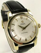 "Mens Vintage 1950's OMEGA SEAMASTER Bumper Automatic Fully ""SERVICED"" 17J Watch"