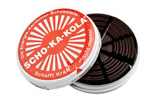SCHO-KA-KOLA ( Schokakola ) energy chocolate - 100g tin - Made in Germany