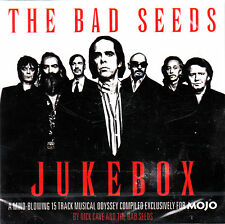 MOJO The Bad Seeds Jukebox 15-track CD Nick Cave Thurston Moore Karen Dalton