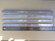 """4 Pieces 5/8""""x5/8"""" ALUMINUM 6061 Square Bar 14"""" Long T6511 Mill Stock NEW"""
