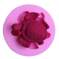 Sea Turtle Silicone Baking Mould Cake Chocolate Soap Candle Mold Craft Lovely w3