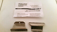 CODE 3 / PSE Roof Mounting Brackets - 1992 and up Ford Crown Vic & Jeep Liberty