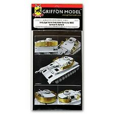 GRIFFON MODEL L35A011 TURRET SIDE ARMOR SKIRTS WWII GERMAN PZ.KPFW.IV (NL)