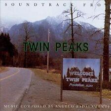 Twin Peaks [Original Television Soundtrack] by Angelo Badalamenti (CD,...