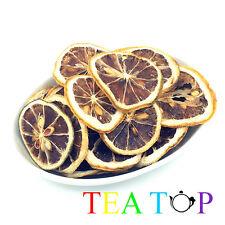 TEATOP(Free Post Buy 4)Organic Lemon Piece Flower Herbal Tea 30g