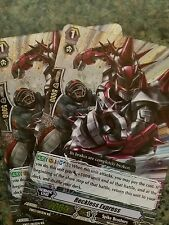 2x Reckless Express - EB03/003EN - Double Rare (RR) New Cavalry of Black Steel