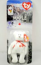 TY Beanie Baby Maple The Bear