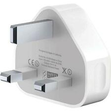 Apple iPhone 5s, 6, 6 Plus 100% Genuine Charger Plug Mains Head Charger A1399