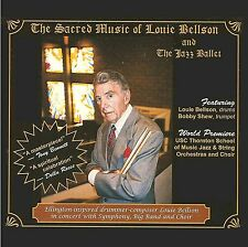Louie Bellson - The Sacred Music of BOBBY SHEW USC THORTON SCHOLL OF MUSIC JAZZ
