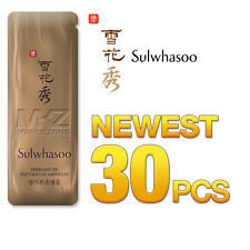 Sulwhasoo Herblinic EX Restorative Ampoules 30pcs Amore Pacific Unique Samples