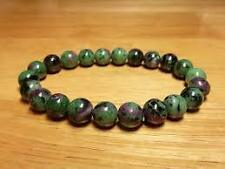 African Ruby Zoisite 8 MM bracelet crystal