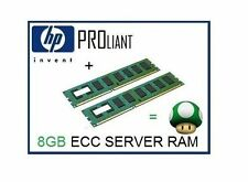 8GB (2x4GB) DDR3 ECC Ram Memory Upgrade for HP Proliant ML310e Gen8/G8 Server