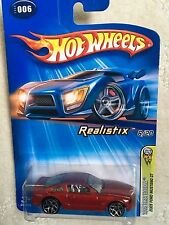 HOT WHEELS 2005 FIRST EDITIONS SERIES FORD MUSTANG GT Red