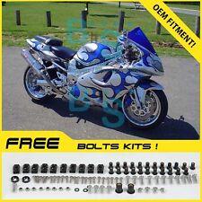 Fairings Bodywork Bolts Screws + Tank Cover For Suzuki TL 1000R 1998-2003 02