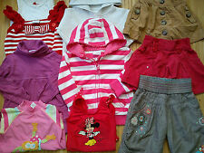 WINTER SUMMER 100%NEXT 16x BUNDLE BABY GIRL CLOTHES 12/18 MTHS 18/24 MTHS (2.5)