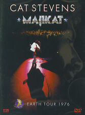 Cat Stevens : Mjikat, Earth Tour (DVD)