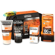 L'Oreal Men Expert The Expert Toiletry Washbag Hydra Energetic Xmas Gift Set