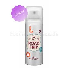 Essence ROAD TRIP Dry Shampoo Spray 'Got my ticket to ride?' Travel Size