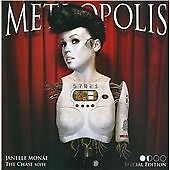 Janelle Monáe - Metropolis, Suite I (The Chase, 2010) : Special Edition