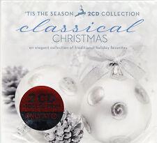 DVD - Christmas - Classical Christmas - 'Tis The Season 2CD Collection