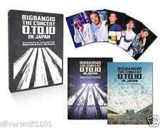 New BIGBANG BIGBANG10 THE CONCERT 0.TO.10 IN JAPAN Deluxe Edition [4 DVD+2 CD]