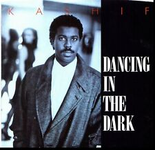 KASHIF DANCING IN THE DARK/SAY YOU LOVE ME 45RPM  W/PIC SLEEVE