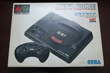 Sega Mega Drive MD 1 Console boxed Japan Import Genesis System US Seller
