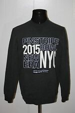 2015 New Era Pinstripe Bowl Duke Blue Devils Pullover Crewneck Sweatshirt L