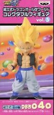 Gogeta Dragon Ball Kai World Collectable Figure vol.5 DB 040Super Saiyan