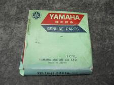 NOS 74 Yamaha TW433F Crank Piston Ring STD 818-11601 610B