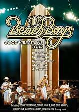 BEACH BOYS,THE-GOOD VIBRATIONS TOUR DVD NEW