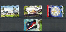 Marshall Islands 2015 MNH National Icons 4v Set Seal Flag Buildings Architecture