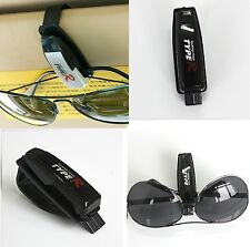 NiX 035 Car Accessories Sunglass Holder Clip Car Eyeglass Holder Clip Interior