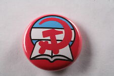 "Communist Party of Argentina PCA PC Member Badge Pin Che Guevara 1"" Button"